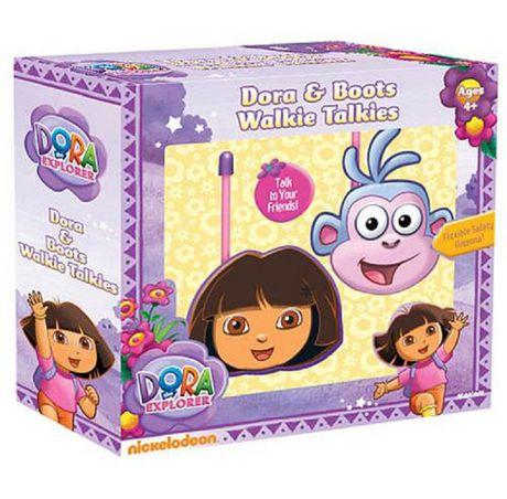 Dora Walkie Talkies - image 1 of 1
