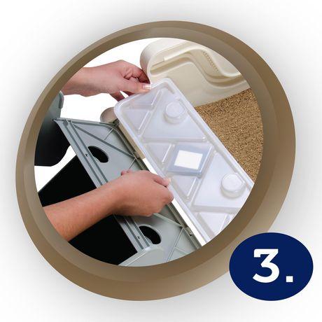 Réceptacles de déchets de LitterMaid (Pack de 12) - image 7 de 7