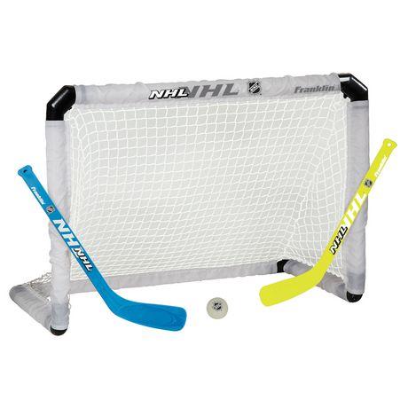 ac4396410f8 Franklin Sports Light-Up Mini Hockey Goal