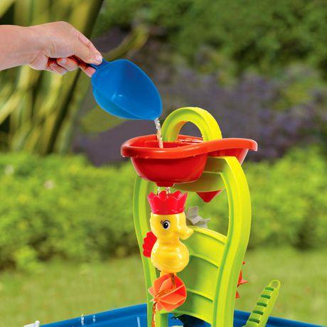 Jouets pour extérieure Table à eau et à sable Play Day - image 3 de 3