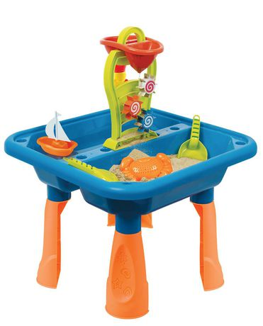 Play Day Sand And Water Table Outdoor Toys