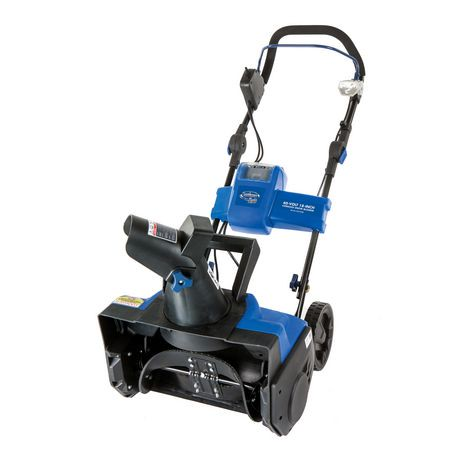 View and Download SNOWJOE SJE operator's manual online. AMP INCH ELECTRIC SNOW THROWER. SJE Snow Blower pdf manual download. Also for: Sje.
