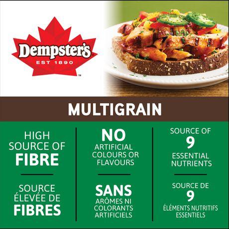 Dempster's® 100% Whole Grains Multigrain Bread - image 7 of 8
