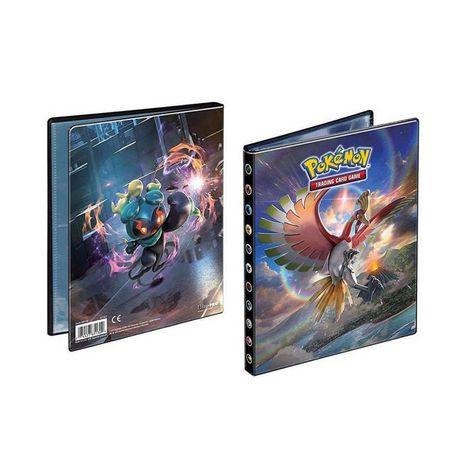 Portefeuille à 4 pochettes Ultra Pro Pokémon Soleil et Lune Ombres Ardentes - image 1 de 1
