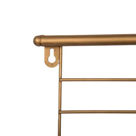 Truu Design Bac de rangement 2 compartiments avec rack - image 3 de 5