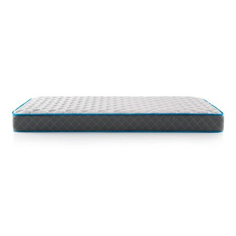 Lucid 7 Inch Bounder Innerspring Mattress with Quilted Fabric Cover - image 5 of 7
