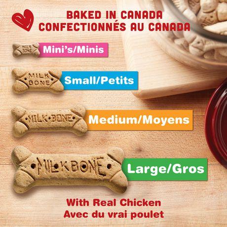 Milk-Bone originaux biscuits petits pour chiens - image 2 de 6