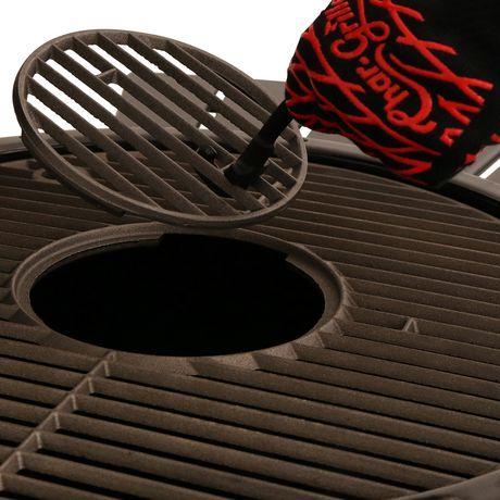 AKORN Kamado Smoker And Grill - image 7 of 9