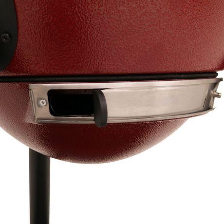 AKORN Kamado Smoker And Grill - image 5 of 9