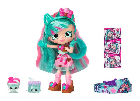 Shopkins Shoppies Wild Style S4 Peppa Mint - image 1 of 3