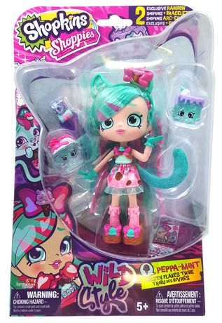 Shopkins Shoppies Wild Style S4 Peppa Mint - image 2 of 3