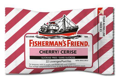 Pastilles antitussives cerise sans sucrose de Fisherman's Friend - image 1 de 1