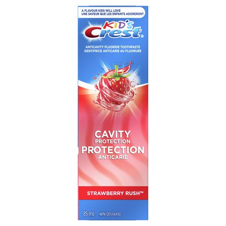 Crest Kid's Anticavity Cavity Protection Fluoride Toothpaste - image 1 of 7