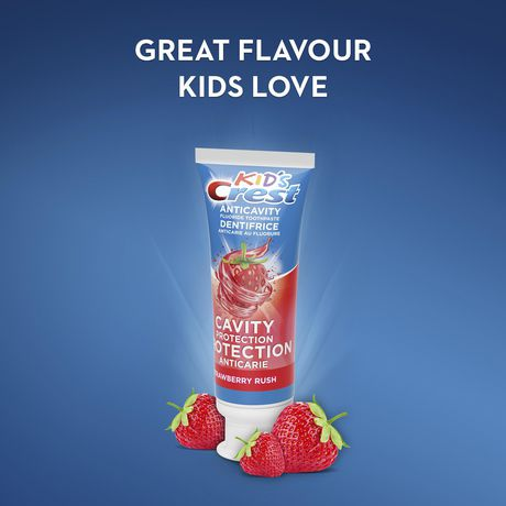 Crest Kid's Anticavity Cavity Protection Fluoride Toothpaste - image 7 of 7