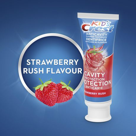 Crest Kid's Anticavity Cavity Protection Fluoride Toothpaste - image 6 of 7