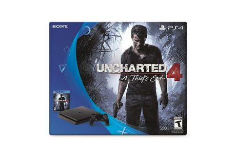 Uncharted 4 PlayStation®4 500GB Bundle - image 3 of 3