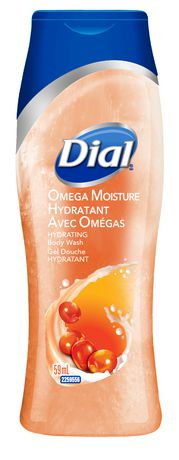 Dial ® Omega Moisture Body Wash T&T 59mL - image 1 of 1