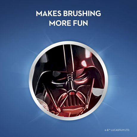 Oral-B Kid's Battery Power Toothbrush Featuring Disney's Star Wars - image 6 of 6