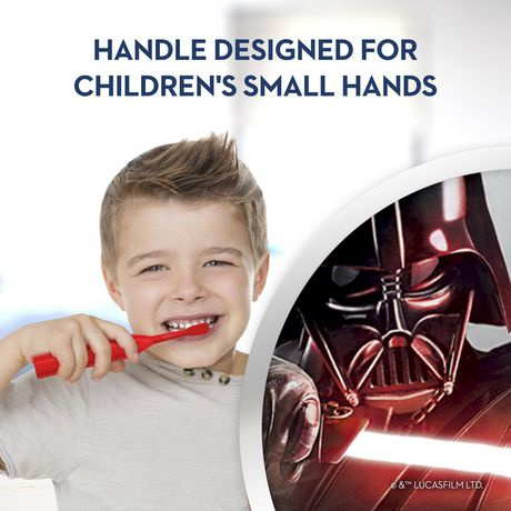 Oral-B Kid's Battery Power Toothbrush Featuring Disney's Star Wars - image 5 of 6
