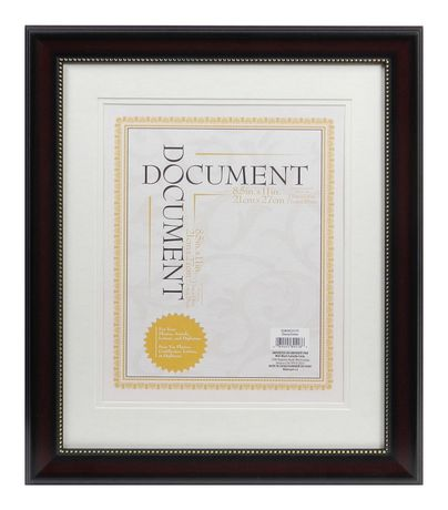 hometrends Harrison Document Frame | Walmart Canada