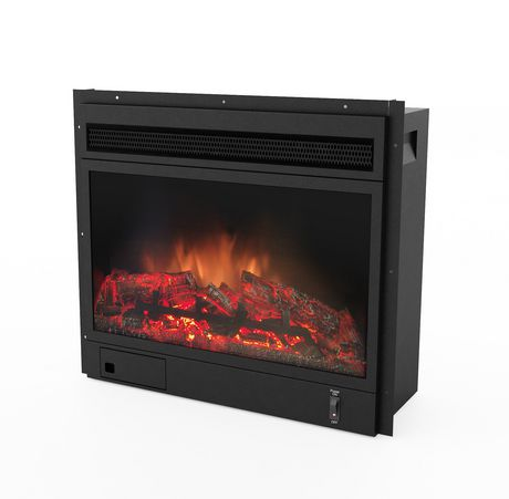 Corliving Electric Fireplace Insert Walmart Canada