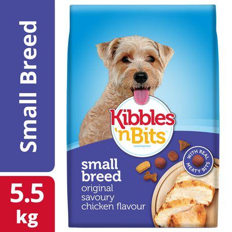 Kibbles 'n Bits Nourriture pour chiens pour chiens de petite race 5.5kg - image 1 de 2