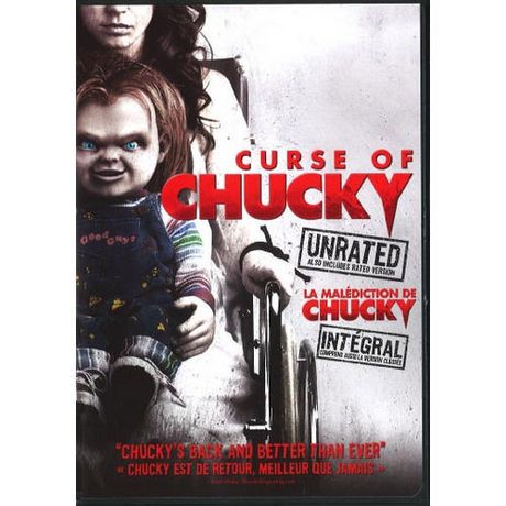 curse of chucky unrated bilingual walmart canada