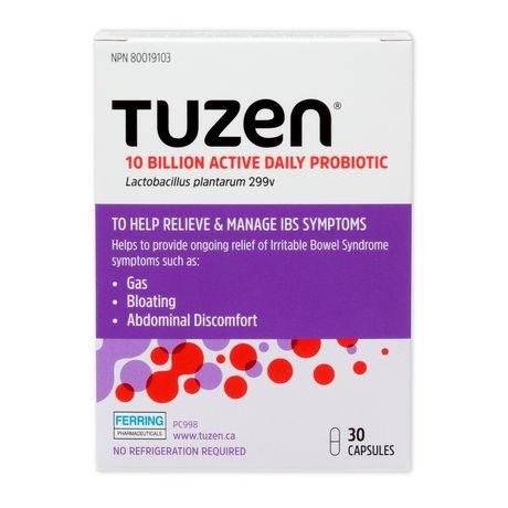 Tuzen ACTIVE Probiotic Capsules - image 1 of 3