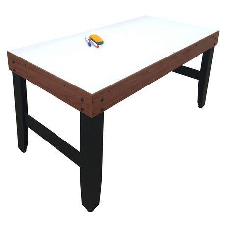 table multi jeux 4 en 1 accelerator de hathway de 54 po. Black Bedroom Furniture Sets. Home Design Ideas