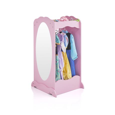 Guidecraft Pink Dress Up Cubby Center Walmart Canada