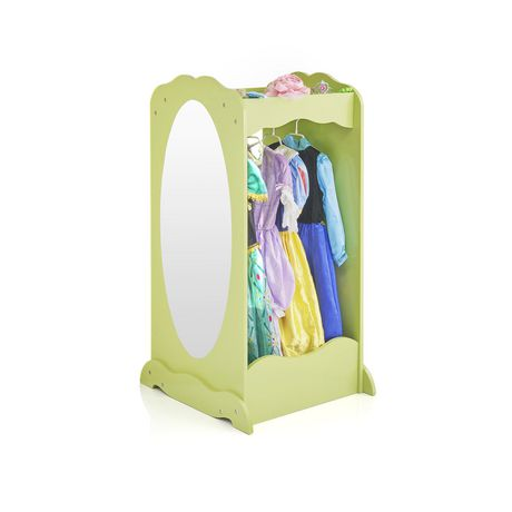 Guidecraft Light Green Dress Up Cubby Center Walmart Canada