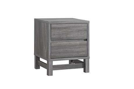 Table De Nuit, gris - image 1 de 1