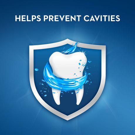 Rince-bouche Crest Pro-Santé Multi-Protection Menthe vive - image 6 de 8
