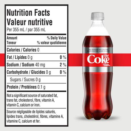 Diet Coke 710ml Bottles 6 Pack Walmart Canada