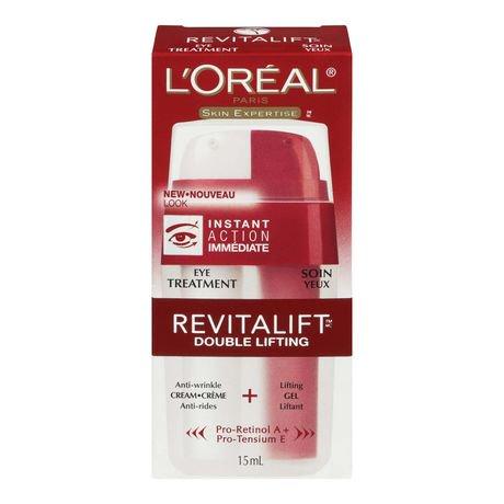 L'Oréal Paris Skin Expertise Revitalift Double Lifting Eye Cream ...