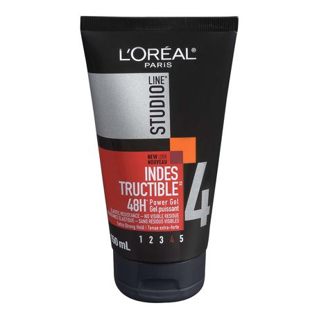 L Oreal Paris Studio Line Indestructible 48h Power Gel Walmart Canada