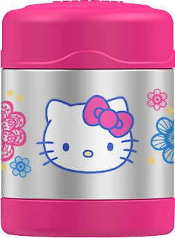 Hello Kitty Thermos® Funtainer Food Jar - image 1 of 1