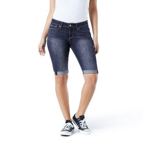 Women/'s Skinny Shorts