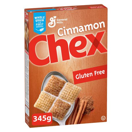 Chex Gluten Free Cinnamon Cereal - image 1 of 7