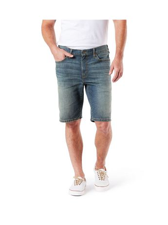 Signature by Levi Strauss & Co.™ Men's S67 Athletic Fit Shorts - image 1 of 3