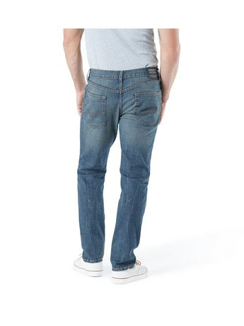 Signature by Levi Strauss & Co.™ Men's S47 Regular Taper Fit - image 2 of 3