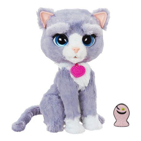 Furreal Friends Bootsie Pet Toy Gray Aa