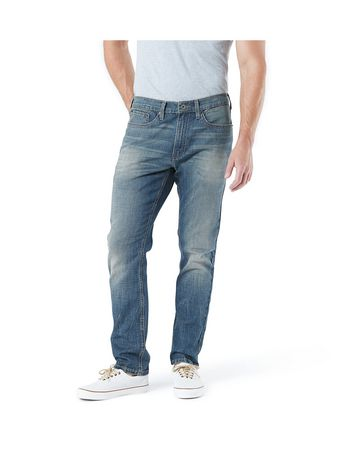 Signature by Levi Strauss & Co.™ Men's S47 Regular Taper Fit - image 1 of 3