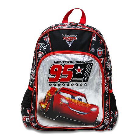 5f8c340bef0 Disney Cars Boys  Deluxe Backpack - image 1 ...