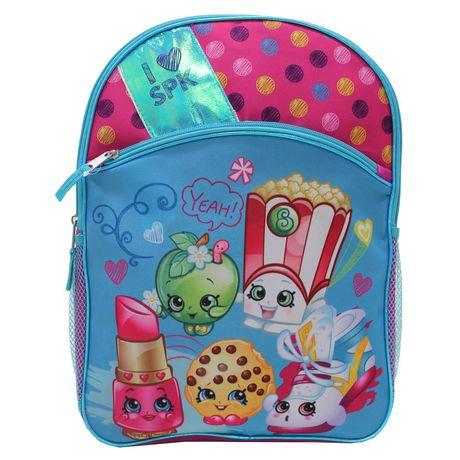 Shopkins Girls  Backpack  31a974548a068