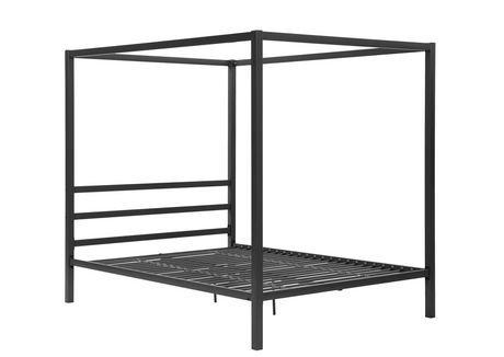 lit baldaquin moderne dhp walmart canada. Black Bedroom Furniture Sets. Home Design Ideas