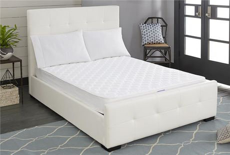 Signature Sleep Essential 6 Inch Reversible Coil Mattress, Double - image 1 of 9