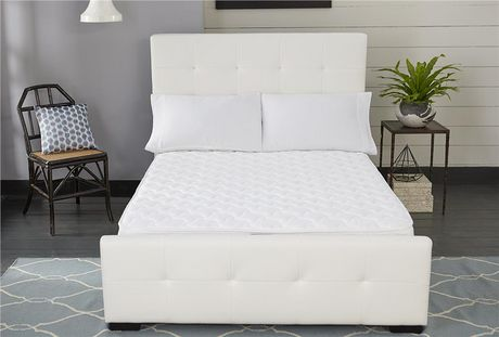 Signature Sleep Essential 6 Inch Reversible Coil Mattress, Double - image 2 of 9