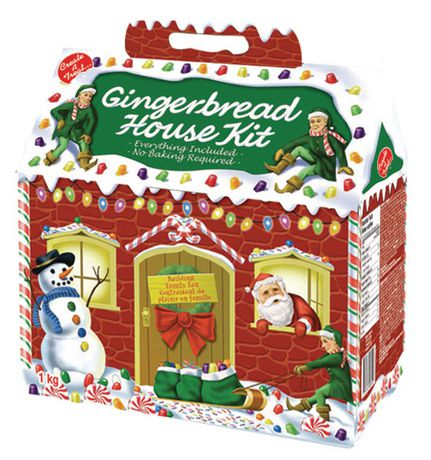 Create A Treat Deluxe Gingerbread House Kit - image 1 of 2