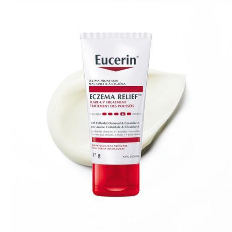 Eucerin Eczema Relief, Flare-up Treatment